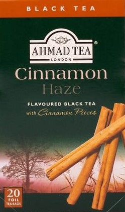 Cinnamon Haze